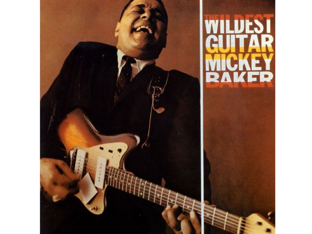 Mickey Baker – Wildest Guitar (1959)