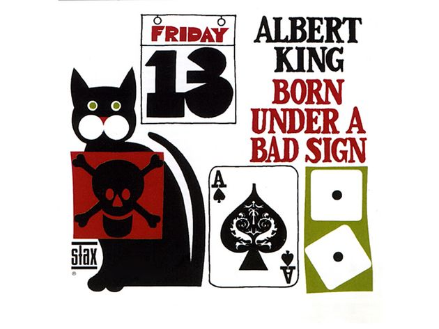 Albert King – Born Under A Bad Sign (1967)