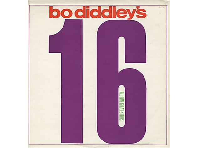Bo Diddley – Bo Diddley's 16 All-Time Greatest Hit (1965)