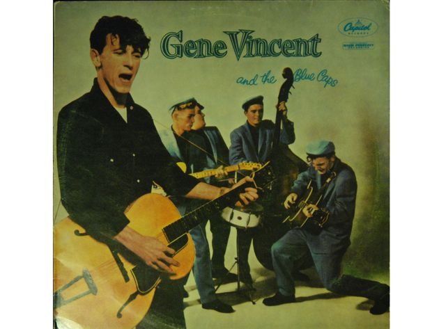 Gene Vincent And His Blue Caps – Gene Vincent And The Blue Caps (1956)