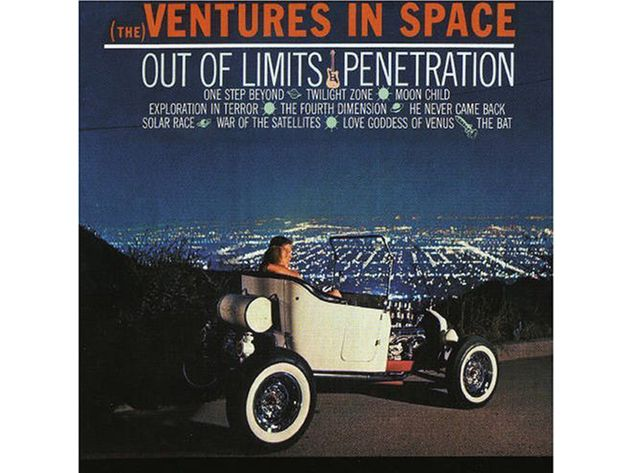 The Ventures – (The) Ventures In Space (1964)