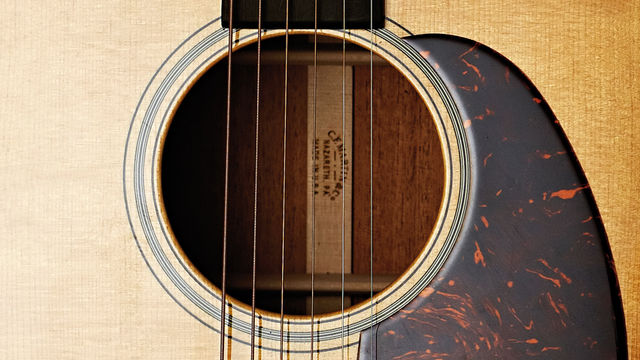 Best acoustic guitars under £500