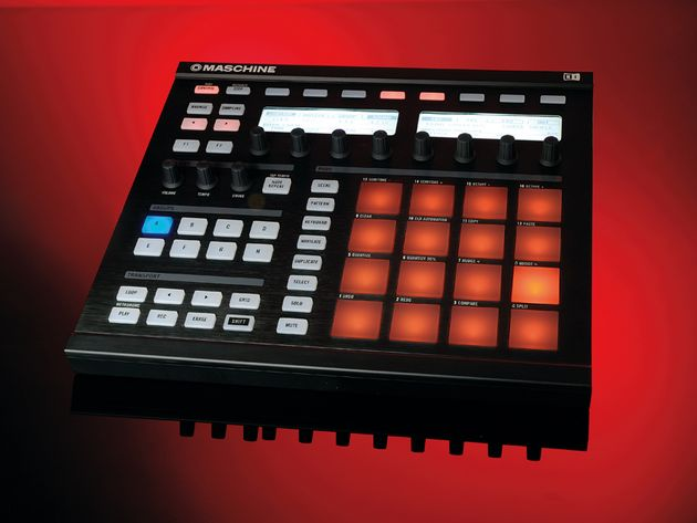 Native Instruments Maschine/ Komplete 8 ultimate