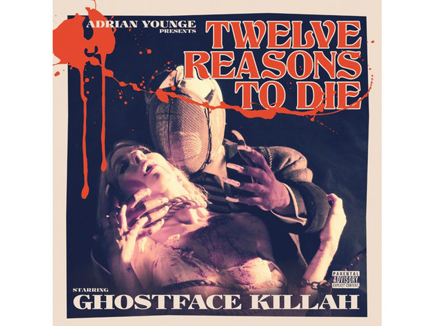 Ghostface Killah – Twelve Reasons To Die (2013)