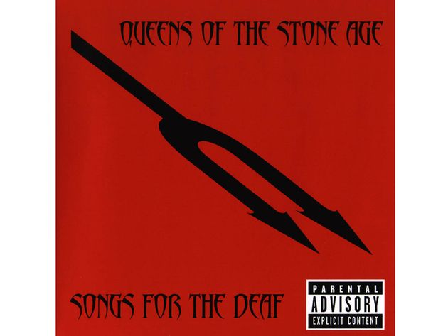 Queens Of The Stone Age – Songs For The Deaf  (2002)