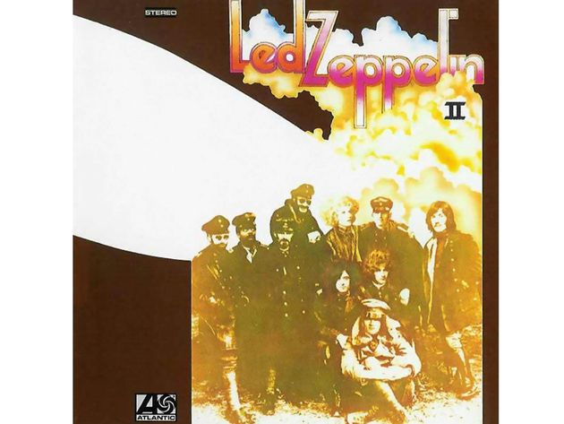 Led Zeppelin – Led Zeppelin II (1969)