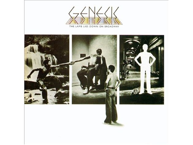 Genesis – The Lamb Lies Down On Broadway (1974)