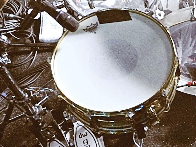 Back-up snare