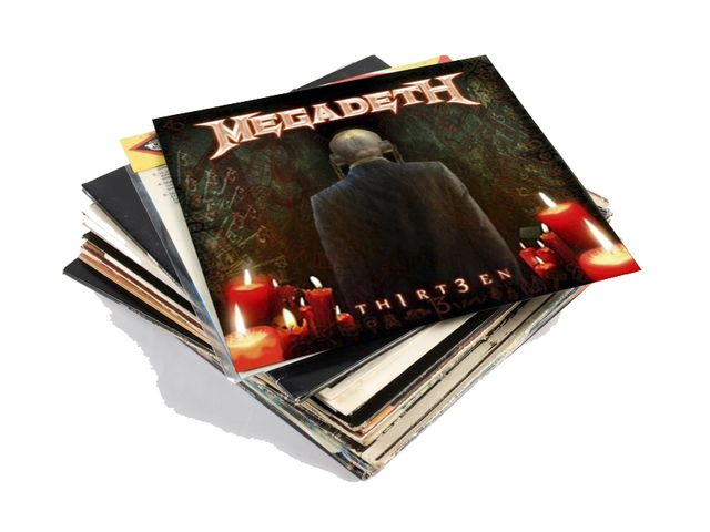Megadeth's TH1RT3EN: full album preview