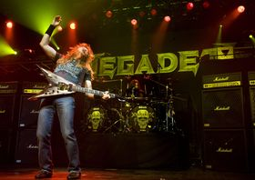 Dave Mustaine on Supercollider, Endgame, Risk and more