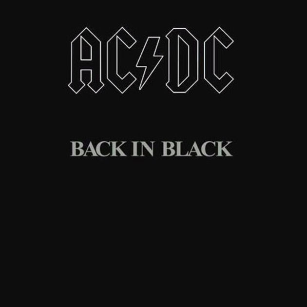 AC/DC - Back In Black (1980)