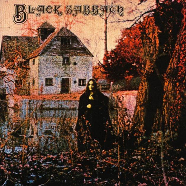 Black Sabbath - Black Sabbath (1970)