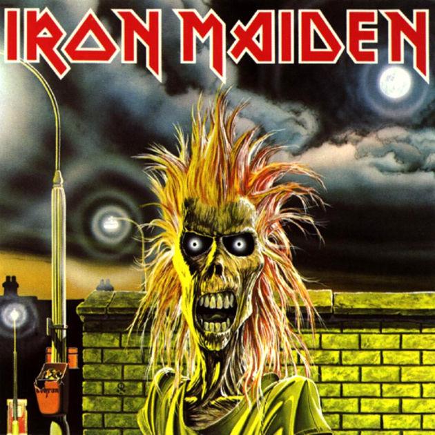 Iron Maiden - Iron Maiden (1980)