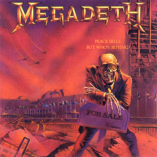 Megadeth - Peace Sells… But Who's Buying? (1986)