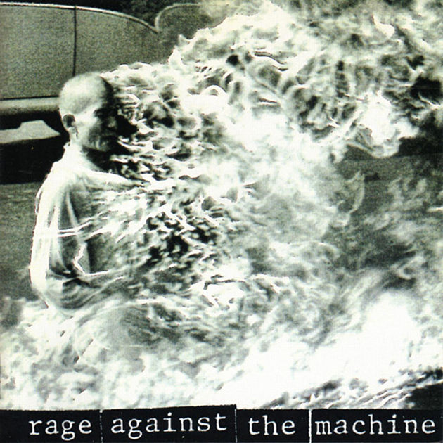 Rage Against The Machine - Rage Against The Machine (1992)