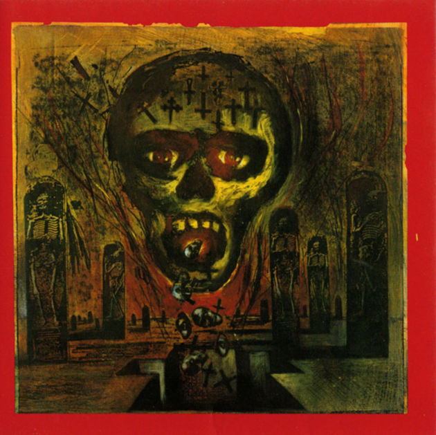Slayer - Seasons In The Abyss (1990)