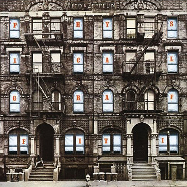 Led Zeppelin - Physical Graffiti (1975)