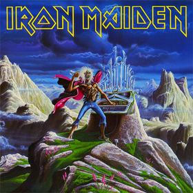 Iron Maiden: a gruesome history of graphic artwork