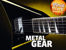 The ultimate gear guide for heavy metal guitarists