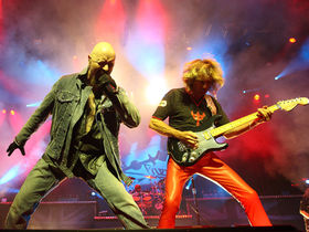 Judas Priest's Glenn Tipton and KK Downing talk British Steel