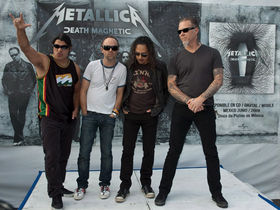 Metallica: a career in pictures