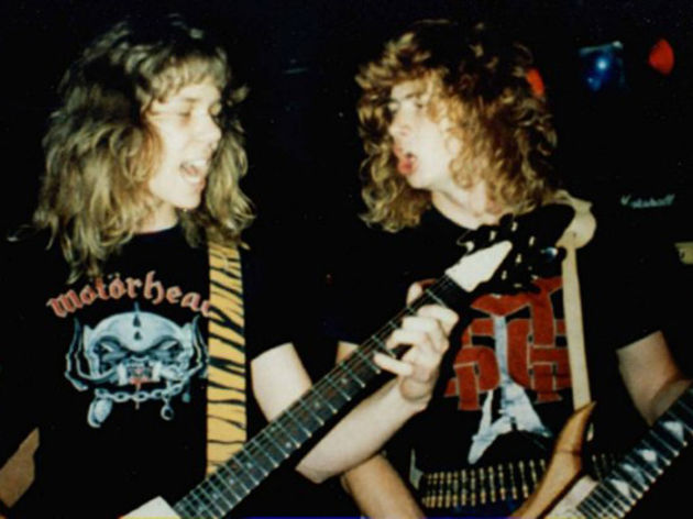 The Dave Mustaine era