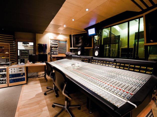 Studio B desk