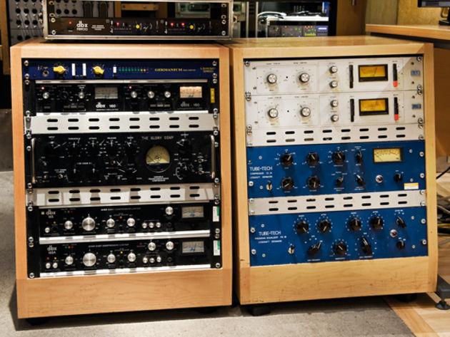 Studio B rack