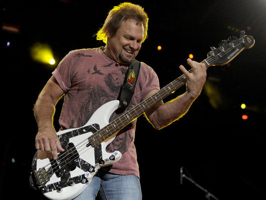 Michael Anthony: my 6 career-defining records