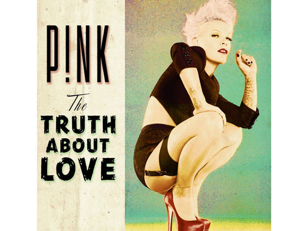 Pink – The Truth About Love (2012)
