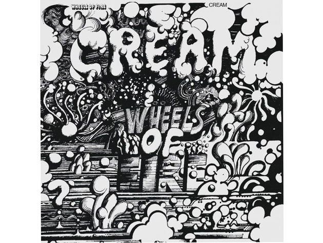 Cream – Wheels Of Fire (1968)
