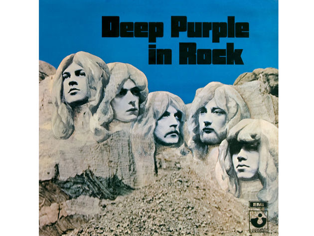 Deep Purple – In Rock (1970)