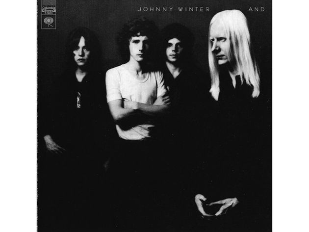 Johnny Winter – Johnny Winter And (1970)