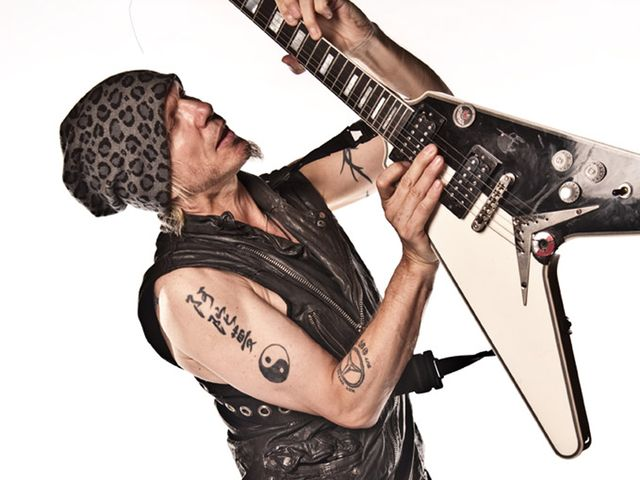 Michael Schenker picks 10 essential guitar albums