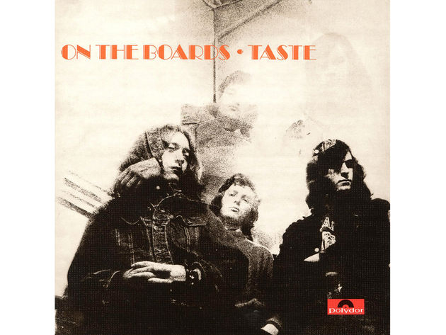 Taste – On The Boards (1970)
