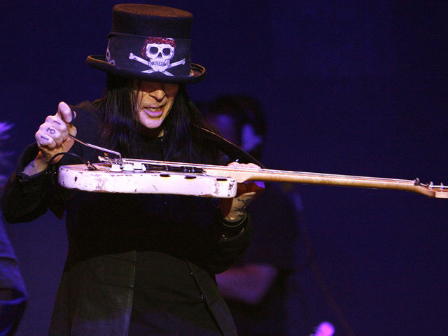 Motley Crue's Mick Mars: the 10 greatest blues guitarists of all time