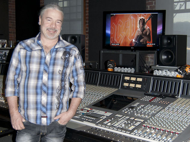 Producer Mike Fraser's 10 career defining records