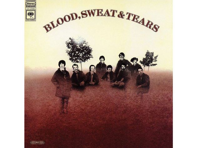 Blood, Sweat & Tears - Blood, Sweat & Tears (1968)
