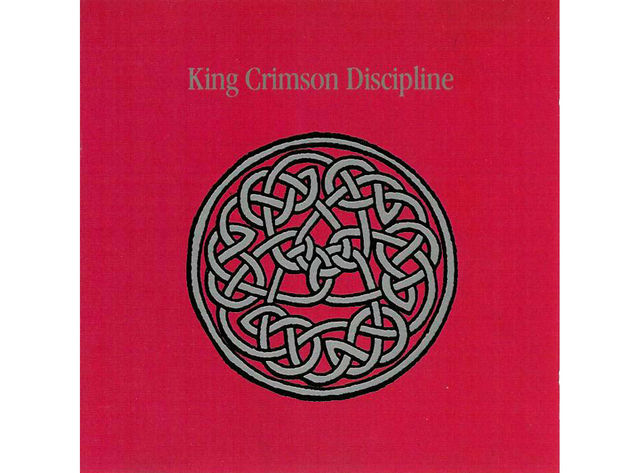 King Crimson - Discipline (1981)