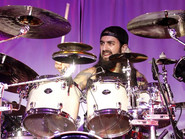 Mike Portnoy picks 10 essential drum albums