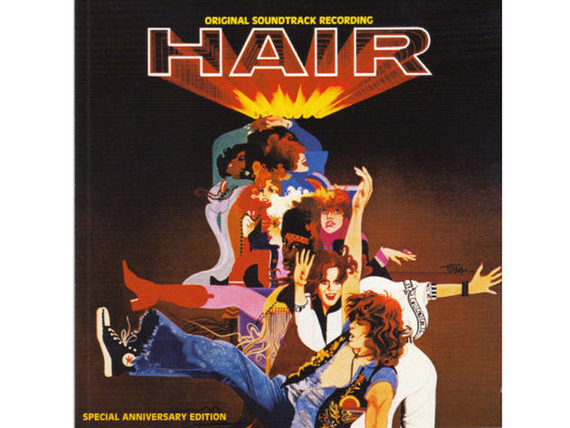 Hair - Original Soundtrack Recording (1979)