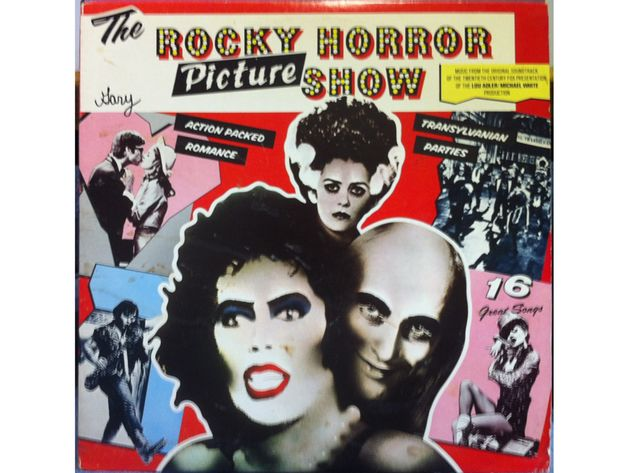The Rocky Horror Picture Show - Original Soundtrack Recording (1975)