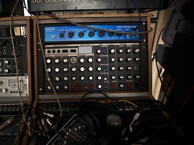 Rack Moog Voyager