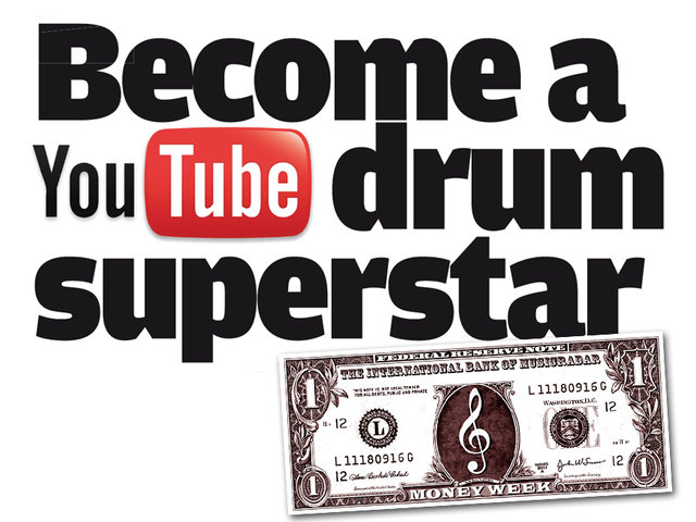 Youtube drum superstar