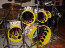 The most outrageous drum kits on the internet