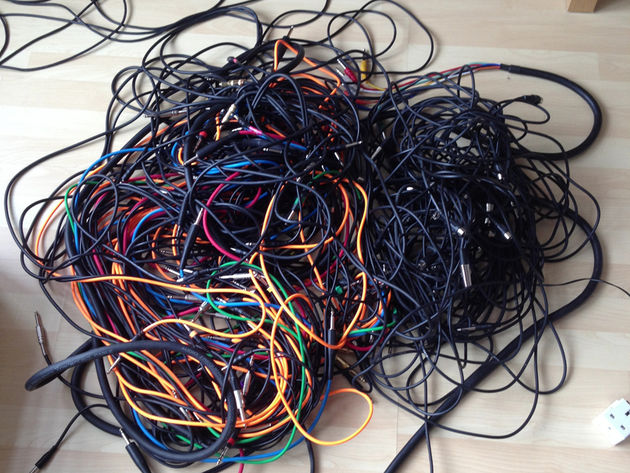Wires!