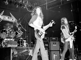 Rare photos: Metallica, Megadeth, Slayer and more - exclusive