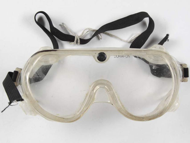 Elvis Presley safety goggles