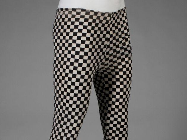 Gene Simmons stage-worn pants
