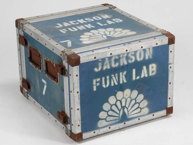 Jacksons road case